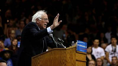 Sanders vows to stay in nomination race 'till the last ballot is cast'
