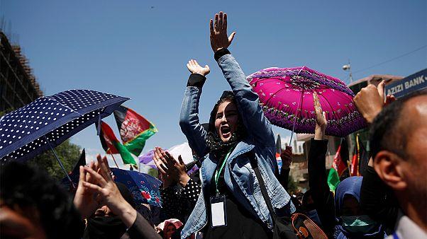 تظاهرات کابل علیه تغییر مسیر خط انتقال برق؛ دیدگاهها و مشاهدات شما