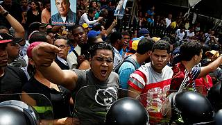 Venezuela economy fractured with shortages of essentials across the country