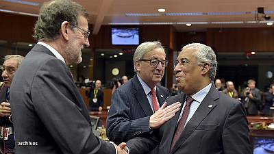 EU gives Spain, Portugal more time on deficits