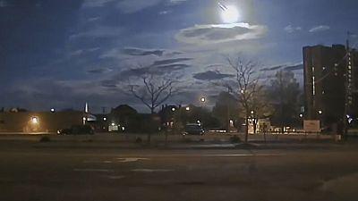 [WATCH] 'Fireball season' is here! Meteor streaks across Maine sky