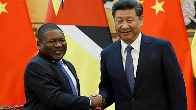 China and Mozambique vow to 'strengthen security cooperation'