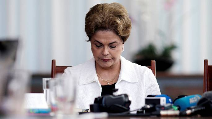 """Amtsenthebung von Dilma Rousseff: """"Dies ist ein Putsch!"""""""