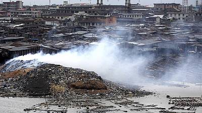 Nigeria's Onitsha, the city with worst air quality globally