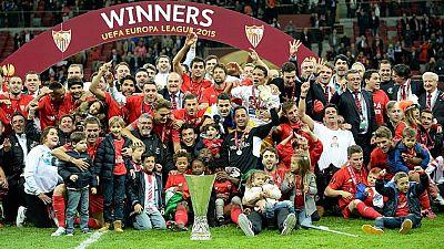 Une troisièle ligue europa d'affilée pour Seville