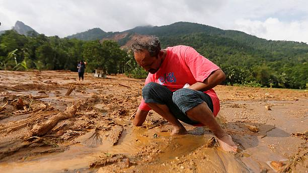 Deadly landslides in Sri Lanka claim scores of victims