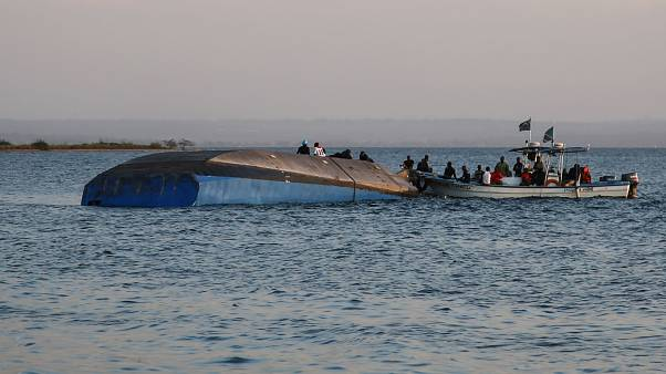 Image: TANZANIA-FERRY-CAPSIZE