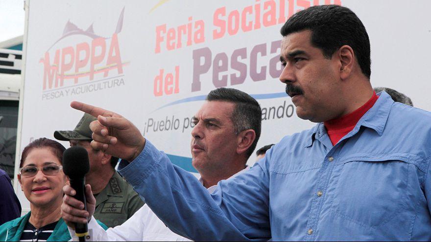 فنزويلا: مادورو يهدّد المعارضة برفع مستوى حالة الطوارئ