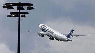 L' avion de la compagnie égyptienne s'est écrasé au large de l'île grecque de Karpathos