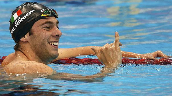 European Aquatics Championships: Paltrinieri of Italy shatters own 1500m freestyle record