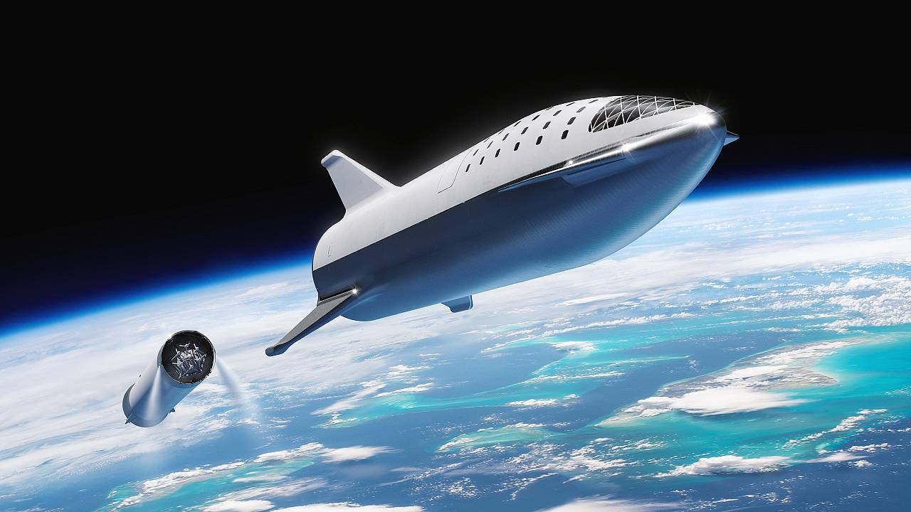 Image: SpaceX BFR