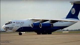 زنده ماندن دو سرنشین در حادثه سقوط هواپیما در افغانستان