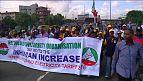 Zimbabwe : une marche pro-Mugabe