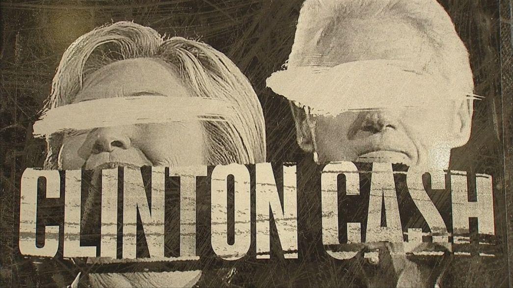 """""""Clinton Cash"""" documentaire à charge contre Hillary Clinton"""