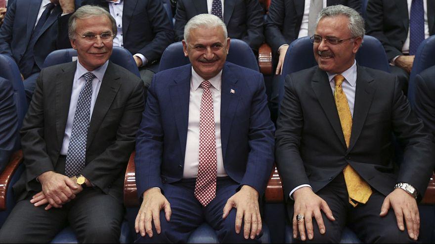 Yeni başbakan adayı Binalı Yıldırım