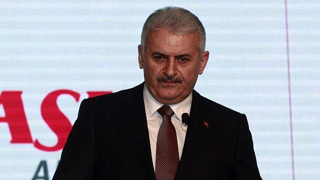 AK Parti'nin genel başkan ve başbakan adayı Binali Yıldırım