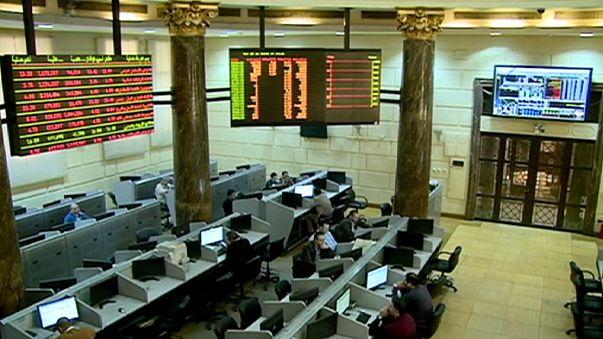 Mısır uçağının düşmesi Kahire Borsası'nı da vurdu
