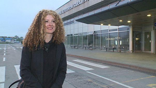 ABD'ye göç eden bir Bosnalı: Alma Telibecirevic