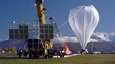 NASA releases 2,366kg, super-pressure balloon into Earth's orbit