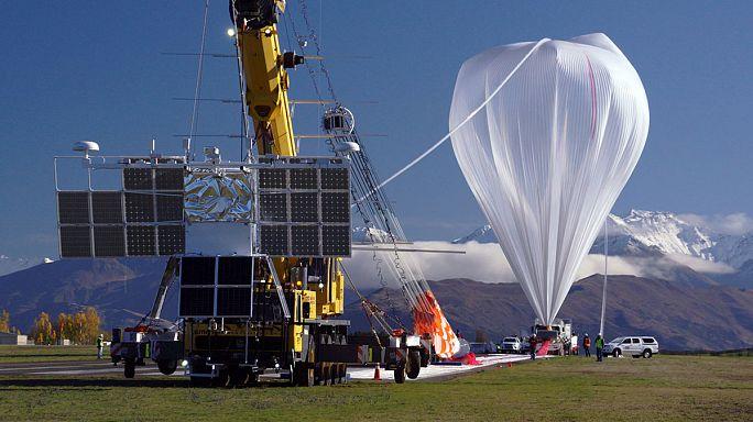 NASA releases 2,366kg, super-pressure balloon into Earth's orbit