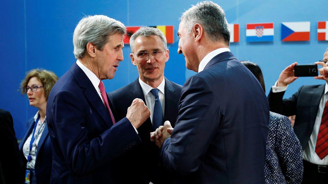 Karadağ NATO'nun 29. üyesi olma yolunda ilerliyor