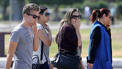 Vol MS 804 d'EgyptAir : les familles des disparus se sont recueillies à l'aéroport du Caire