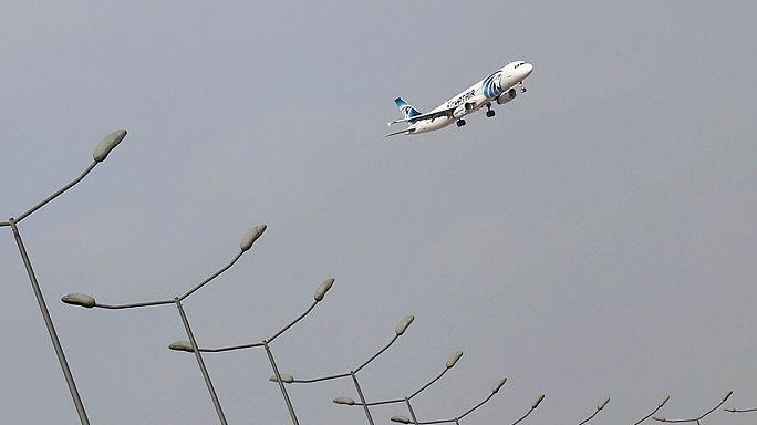 Breve cronologia de acidentes aéreos no Egito