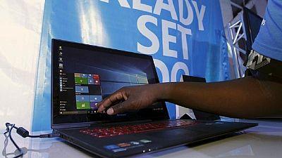 Kenya's Code Academy using IT to salvage slum girls