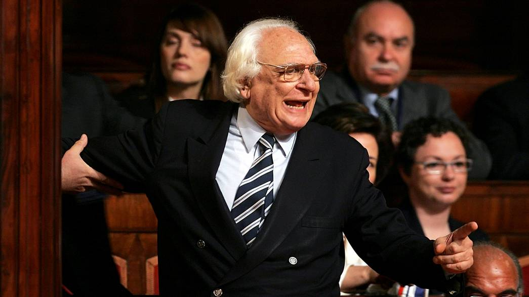 Italian political cause-fighter Marco Pannella dies
