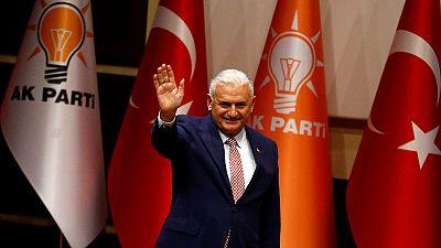 Turkey's ruling AKP names Binali Yildirim as party leadership candidate