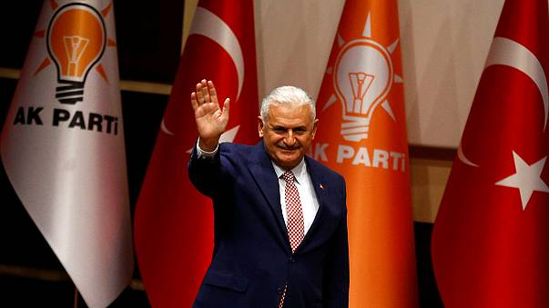 Turkey's ruling AKP names Binali Yildirim as party leadership candidate