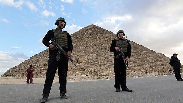 Biztonsági okokból kerülik a turisták Egyiptomot