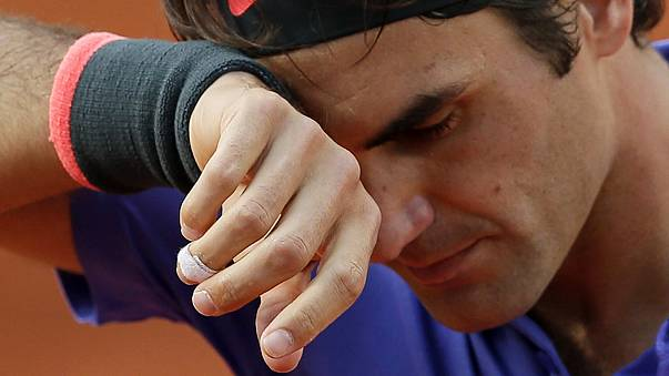 Vége Federer sorozatának