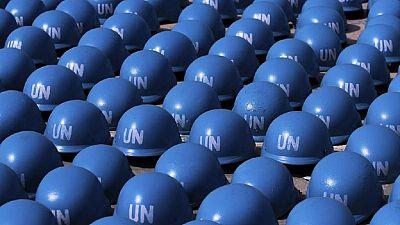 L'ONU rend hommage aux casques bleus morts au combat