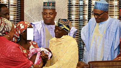 Second Chibok girl, 97 other Boko Haram captives rescued