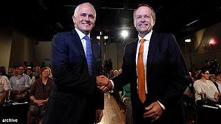 Австралия: обыски у оппозиции накануне парламентских выборов