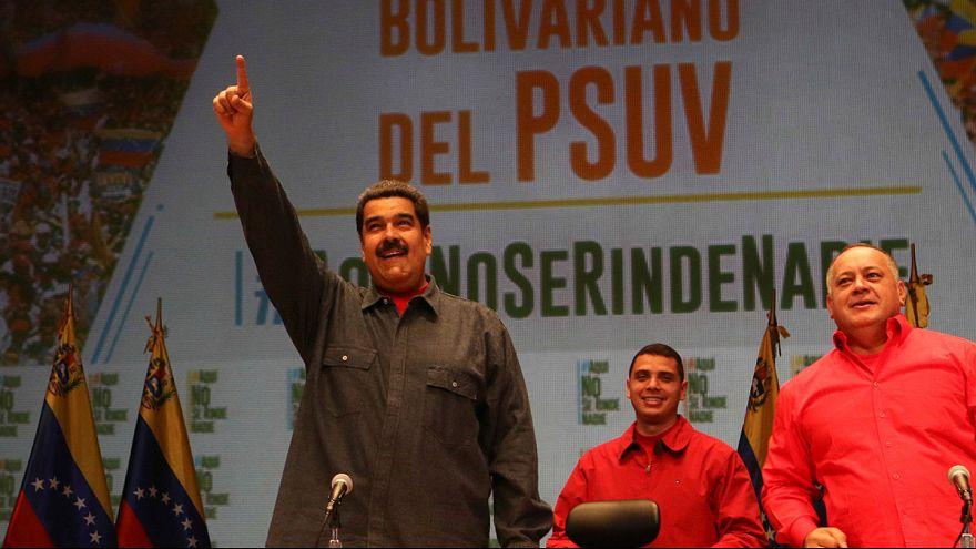 Eski liderler Venezuela için arabulucu oldu