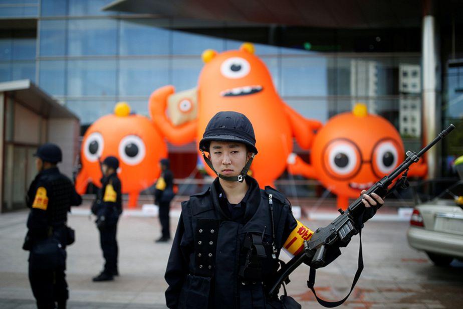 Corée du Sud : tout protéger