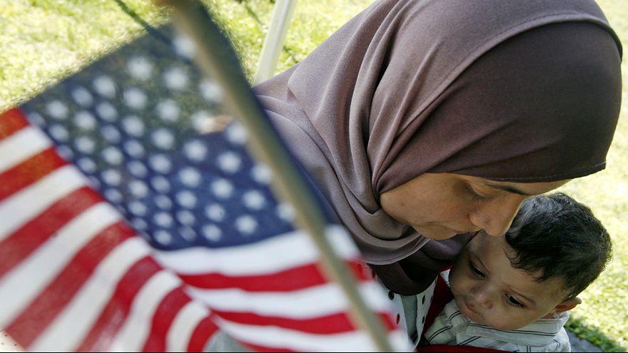 Depois da guerra, os EUA são a nova casa deles