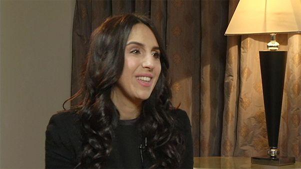 Jamala: De política ni hablar. Tras ganar Eurovisión se va de gira y grabará otro disco