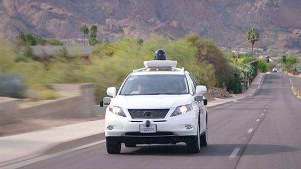 Uber тестує перший безпілотний автомобіль