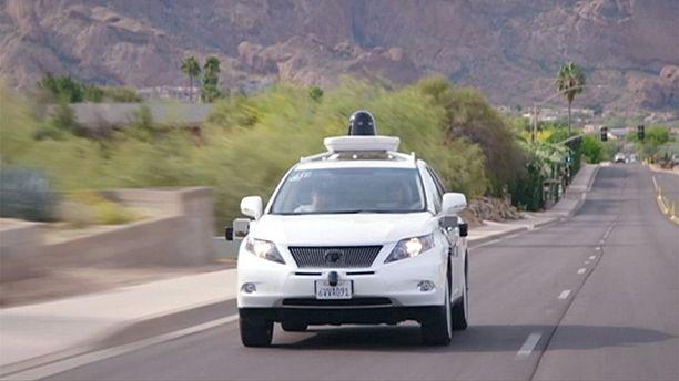 All hail the self driving car