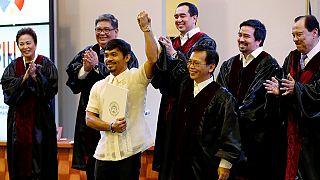 Philippines : Manny Pacquiao élu sénateur