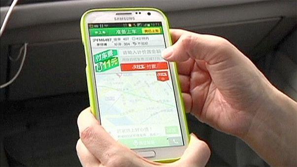 Samsung-Alibaba partnerség Kínában