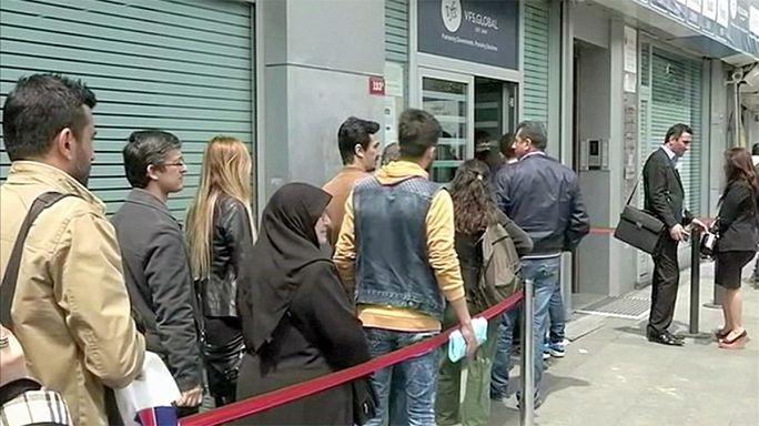 بوادر آلية جديدة لإلغاء تأشيرات دخول المواطنين الأتراك إلى الإتحاد الأوروبي.