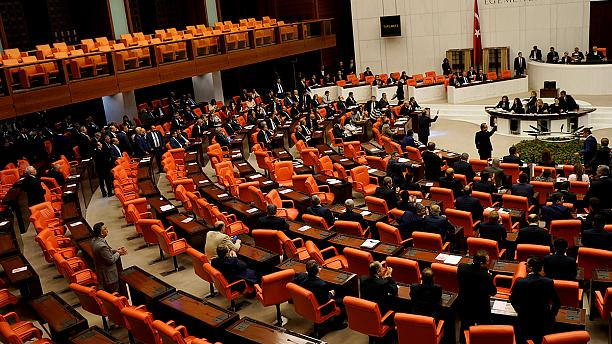 Turkey's pro-Kurdish opposition to fight move to strip MPs of immunity
