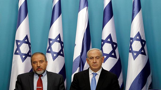 İsrailli aşırı sağcı Liberman kabineye giriyor