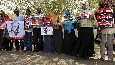 Sudanese journalists decry dangerous work terrain
