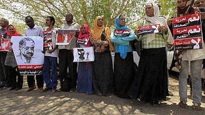 Sudanese journalists decry dangerous work terrain