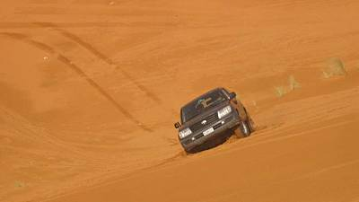 Egypte : Yara Shalaby, première femme pilote de rallye